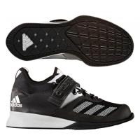 Штангетки Adidas Crazy Power. Чёрные.