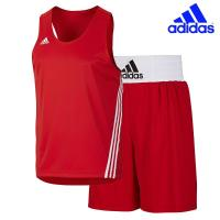 Форма Adidas Base Punch. Красная.