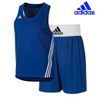 Форма Adidas Base Punch. Синяя.