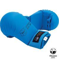 Перчатки Токайдо для Каратэ. Цвет синий.