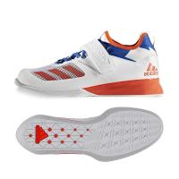 Штангетки Adidas Crazy Power. Белые.